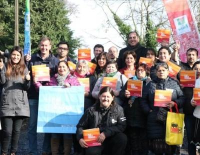 Luz verde a Plan Familia Preparada en Los Ríos