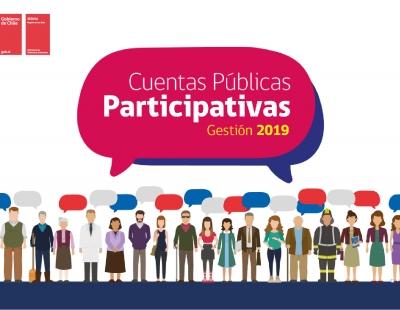 Información Cuenta Pública Serviu - Seremi Gestión 2019